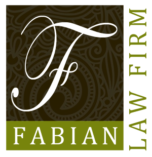 Fabian Law Firm Logo